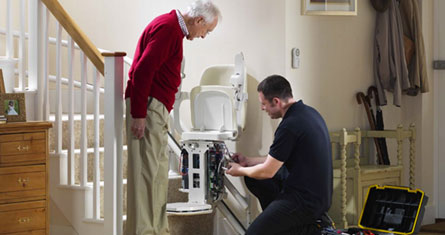 Home Lift Pros - Stair Lift Service, Stair Lift Maintenance and Stair Lift Installation