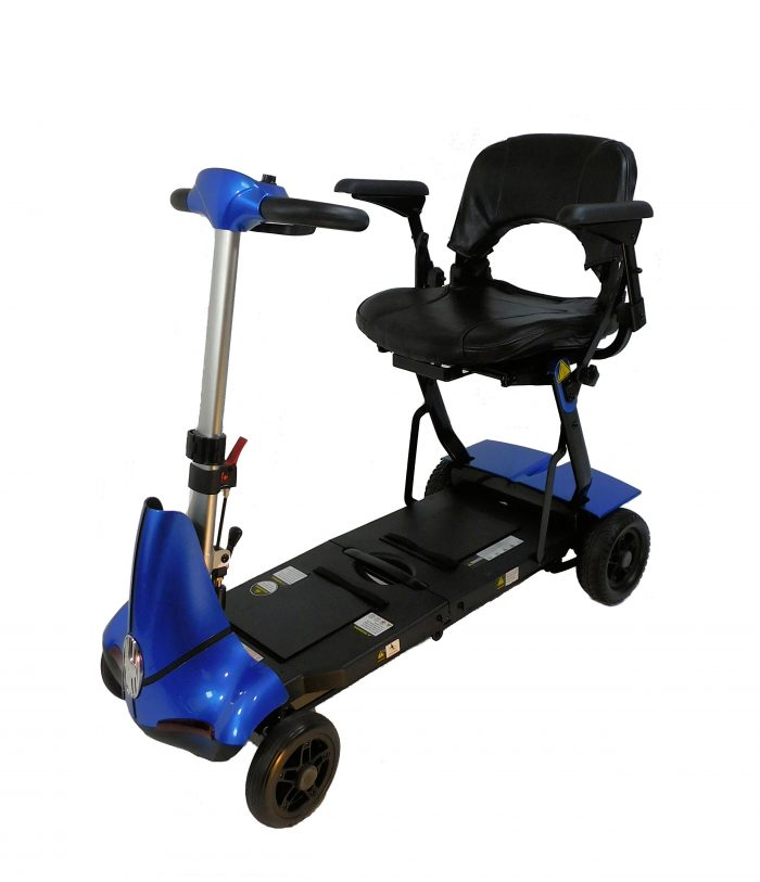 mobility folding scooter