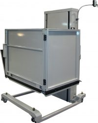 atlas portable wheelchair lift