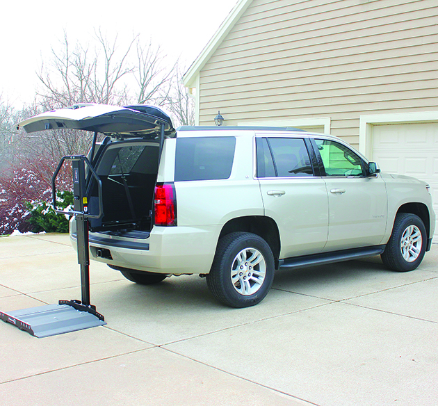 hybrid vehicle lift